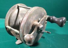 Vintage Large Fishing Reel Possible Enterprise Mfg.