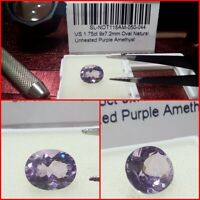 AMATISTA VS OVAL URUGUAY 1.75 CTS
