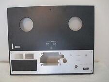 Sony Tc-250 / Tc260 R2R Face Plate