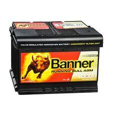 Banner RUNNING BULL 12V 70Ah 57001 AGM Autobatterie 64 68 72 74 75Ah