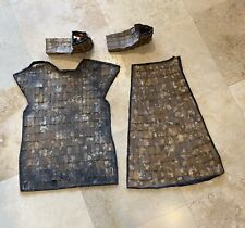 Jade burial suit pieces Han Dynasty China style