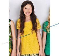 Mädchen-Tops, - T-Shirts & -Blusen aus Polyester in Größe 146