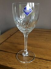 "Edinburgh Crystal ""JURA"" Wine Glass - 17.2 cms tall"