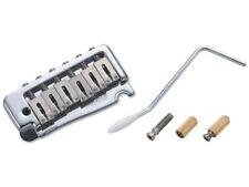 *NEW Wilkinson 2 Point TREMOLO for Fender Stratocaster Strat Knife Chrome WVP-CR