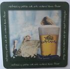 Pete's Wicked Ale Brewery, Rally Cap Ale Cardboard Coaster