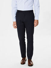 Selected Homme Slim Fit Suit Trousers W30 L31 TD079 BB 15