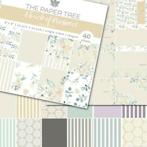 """The Paper Tree """"A Touch of Romance"""" Collection Card Making Scrapbooking"""