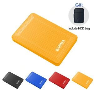 External Hard Drive 500G HDD Disco ABS Shell USB3.0 Laptop Monitoring Device Lot