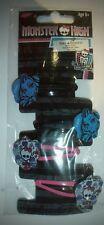 Monster High Snap Clips 4 Hair Clips Halloween