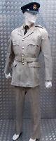 Genuine British RAF No 6 Dress Uniform Airman's Safari Suits- All Sizes - NEW