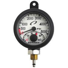 Oceanic Spg Swiv Module W/Tab Scuba Pressure Gauge