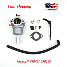 New Carburetor 799727 698620 14hp 15hp 16hp 17hp 18hp For Briggs & Stratton Carb