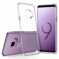 COQUE HOUSSE ETUI SILICONE TPU PROTECTION SAMSUNG GALAXY S9 / S9 PLUS