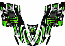 ARCTIC CAT SNOWMOBILE ZR, DECAL WRAP KIT  MV3 BASIC DECAL STICKER
