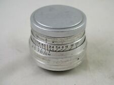 Jupiter 8 50/2 50 mm 1:2 Leica LTM screw mount m39 #6234836