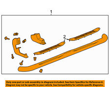 GM OEM Running Board-Step Bar Assembly 19213583