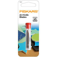 Fiskars Refill Blades No11 x 5 Stainless-Steel Blades F9601 Suitable For F6711