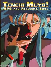 Tenchi Muyo   Roleplaing Game and Resource Book - Tri Stat System new copy