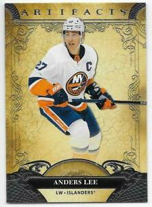 20/21 2020 UD UPPER DECK ARTIFACTS HOCKEY BASE CARDS (#1-100) U-Pick From List