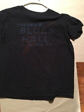 Tucker's Blues Hall Austin, Texas Tee Shirt