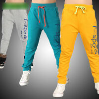 7200 New Kids Boys Jogging Pants Track Sports Casual Elastic Waist Trousers gift