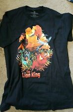 The Lion King T-shirt New Size Large