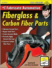 SA236P How To Fabricate Automotive Fiberglass & Carbon Fiber Part Repair Restore