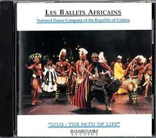 LES BALLETS AFRICAINS / Silo: The Path of Life - CD