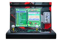 """Consola Bartop Retro Maquina Arcade Video Gamepad VGA/HDMI/USB Pantalla LCD 15"""""""