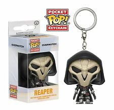 Funko Pop Keychain Overwatch Reaper Action Figure