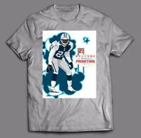 DEION SANDERS COWBOYS *OLDSKOOL CUSTOM FULL FRONT SHIRT* Mens Shirt *OPTIONS*