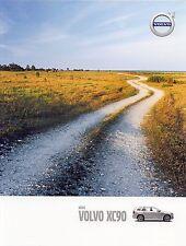Volvo XC90 2015 catalogue brochure