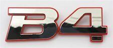 Chrome Badge Car Emblem for Rear Trunk Bumper logo Fit For Subaru Legacy B4