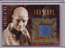 Farscape In Motion Pa'u Zotoh Zhaan Virginia Hey costume swatch card #C10 Rare!
