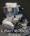 LIFAN 200CC 5 SPEED ENGINE MOTOR MOTORCYCLE DIRT BIKE ATV I EN25-BASIC