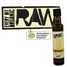 Sunflower Oil 250ml by Every Bit Organic Raw Range