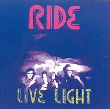 Live Light by Ride (CD, Oct-1995, Mutiny Records)