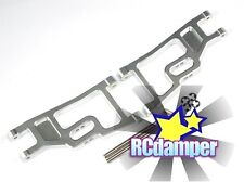 ALUMINUM FRONT LOWER ARM S TRAXXAS 2WD RUSTLER STAMPEDE VXL XL5 SUSPENSION ALLOY