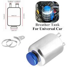 Universal Car Aluminum Fuel Power Steering Tank Fluid Reservoir Tank Breather