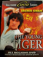 Jackie Chan Young Tiger (DVD, 2001, Collectors Classic. Same day handling