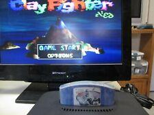 Nintendo 64 Clayfighter 63 1/3 Cartridge