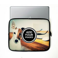"Personalised 9"" - 10"" Laptop or Tablet Case - Add any image - photo - text"