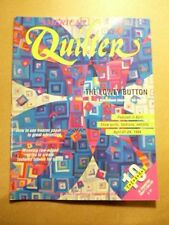 New listing American Quilter Back Issue Magazine Summer 1994 66 Pages
