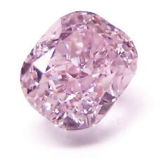 Pink Diamond - 0.71ct Natural Loose Fancy Purple Pink Color Diamond GIA SI2