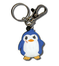 Mawaru Penguin Drum #1 PVC Key Chain Anime Licensed NEW
