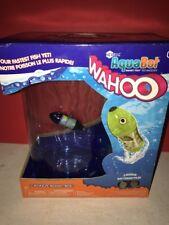 Hexbug AquaBot Wahoo with Bowl New In Box