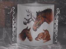 Tischlicht/Windlicht Pferde- Pferdetischlicht