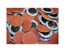 "Roloc Grinding Sanding Disc 2"" 80 Grit Aluminum Oxide (AO) 50pc  #710q50"