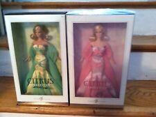 RARE Citrus OBSESSION Barbie DOLL PLATINUM & SILVER LABEL PRESTIGE CONDITION