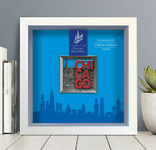 Chicago Marathon Personalised Medal Frame - A unique gift!